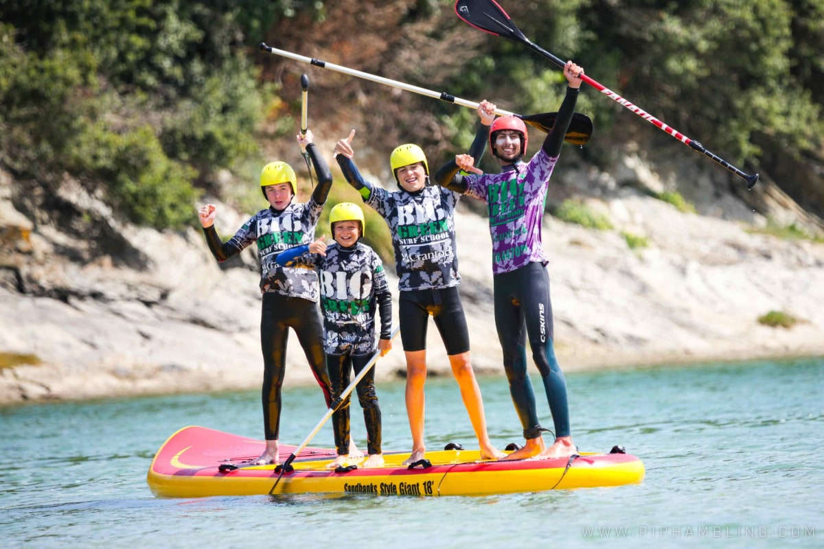Book now a SUP session
