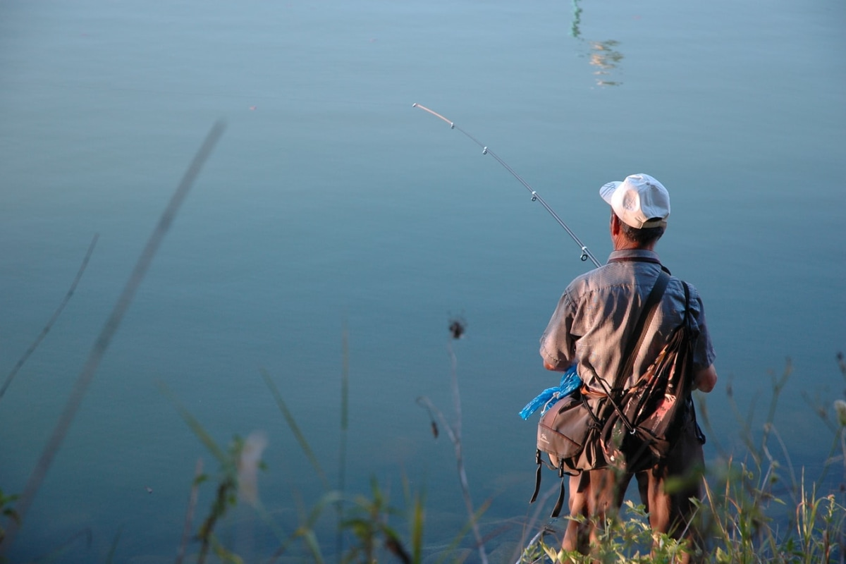 Book now a fishing session
