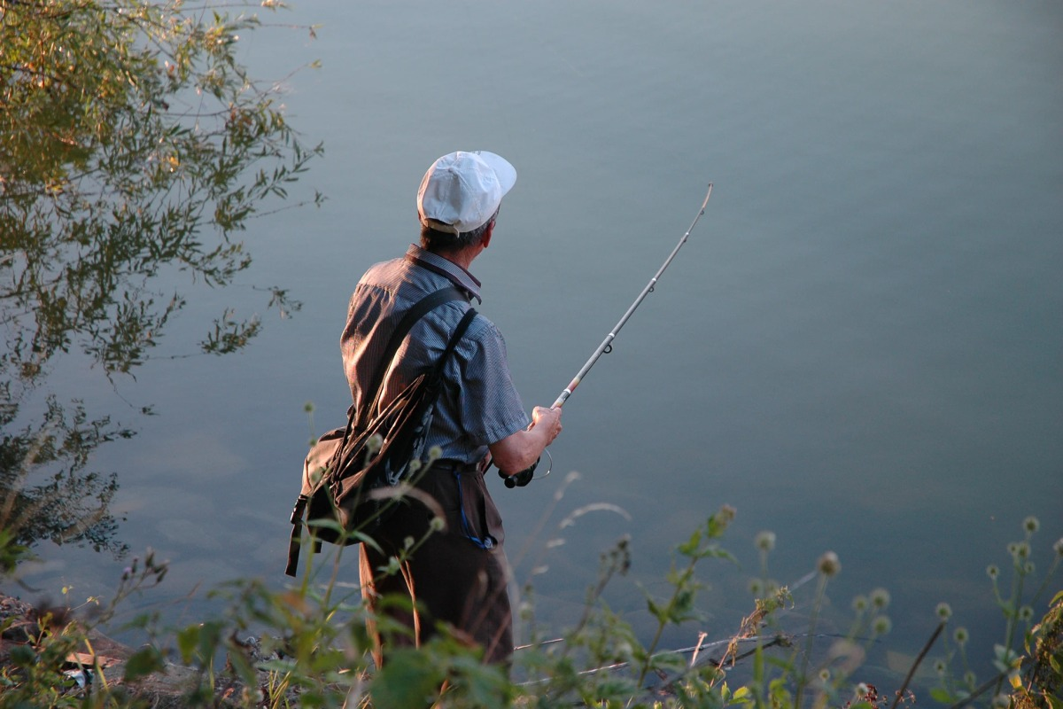 Book a fishing session now