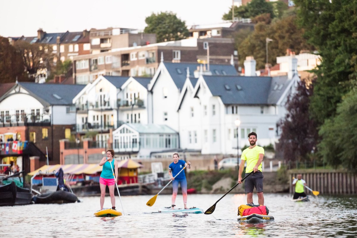 Book a SUP session now