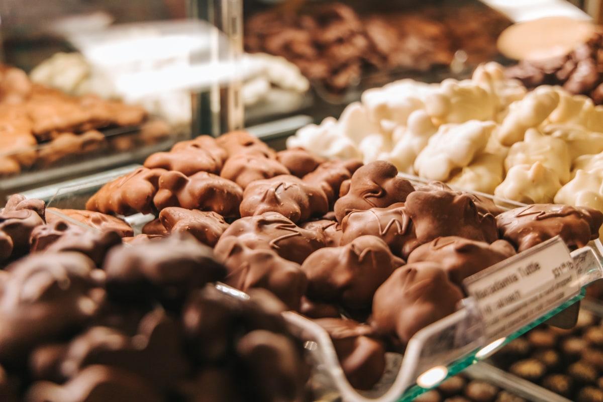 book a chocolate tasting tour