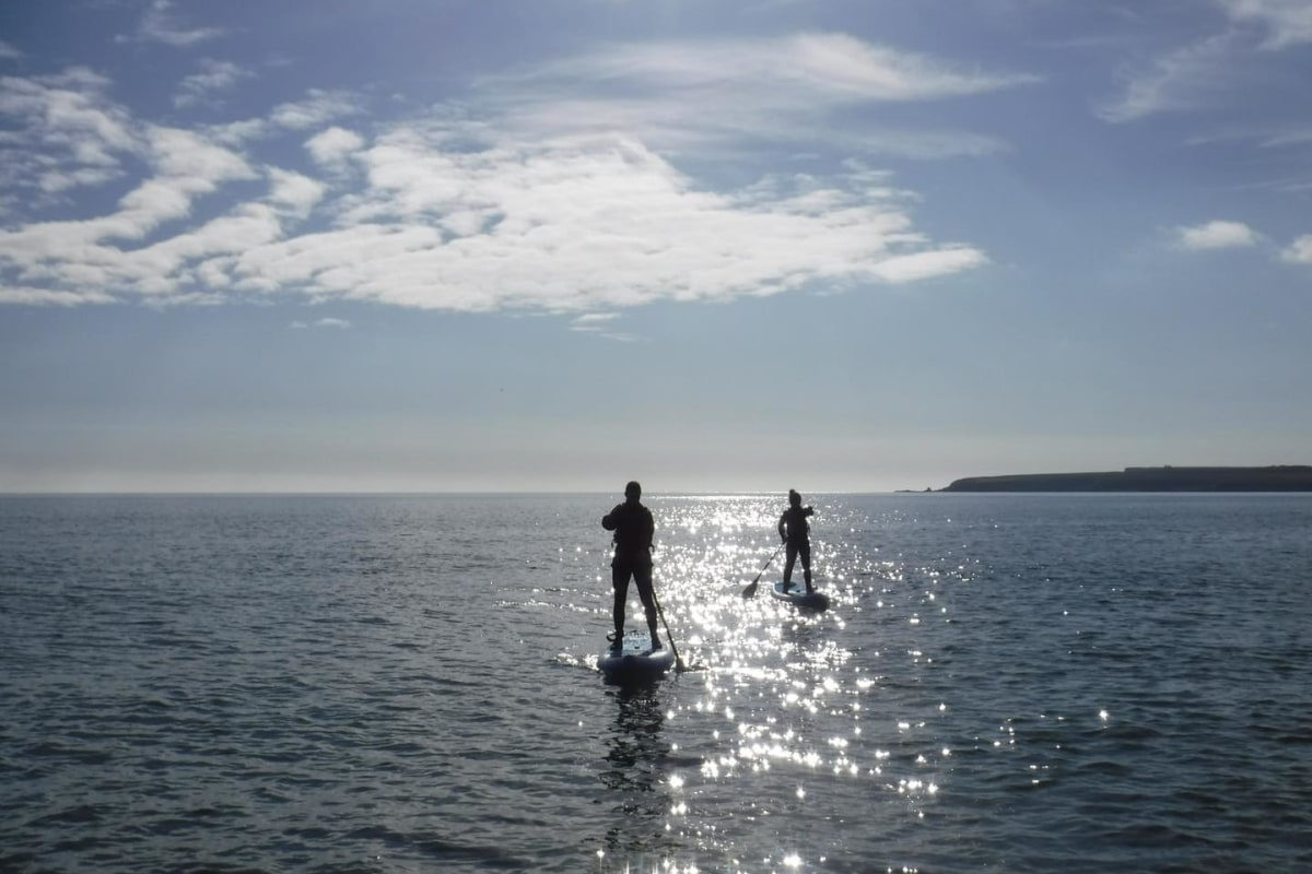 book a SUP adventure Back of Beyond