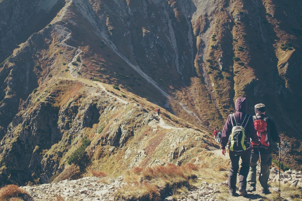 Book a mountaineering adventure