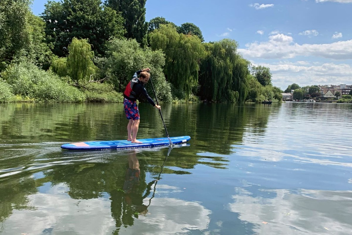 Book a SUP session this season