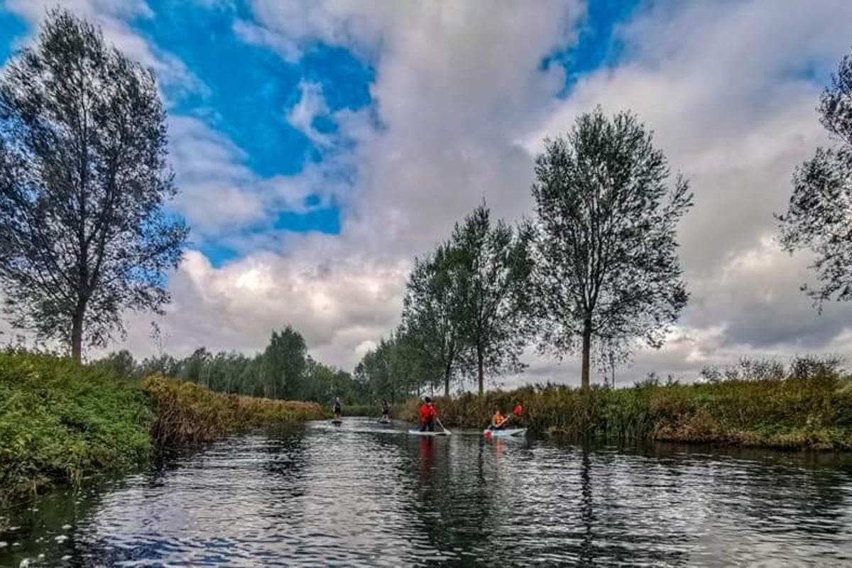 River Stour kayaking with Clacton Kayaks