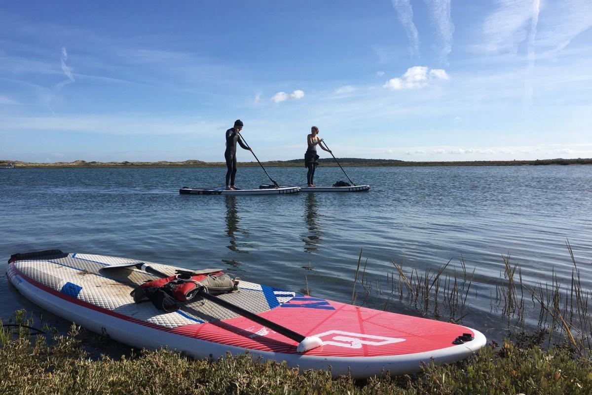 north norfolk paddleboards