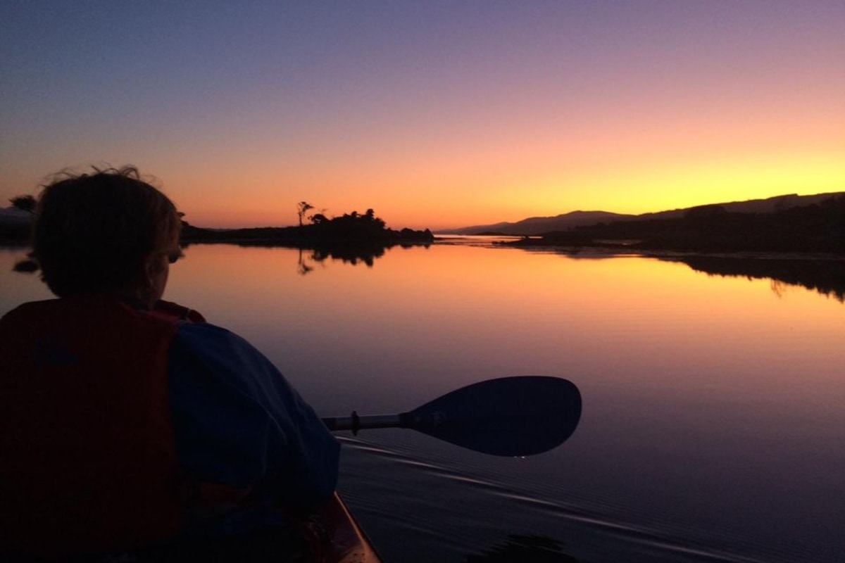 Book kayaking with Emerald Outdoors