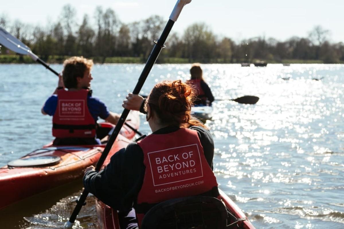 back of beyond kayaking richmond