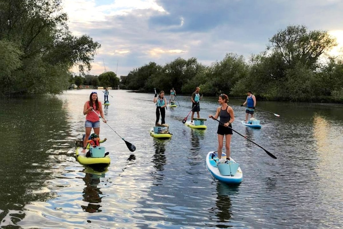 places to sup near london reading