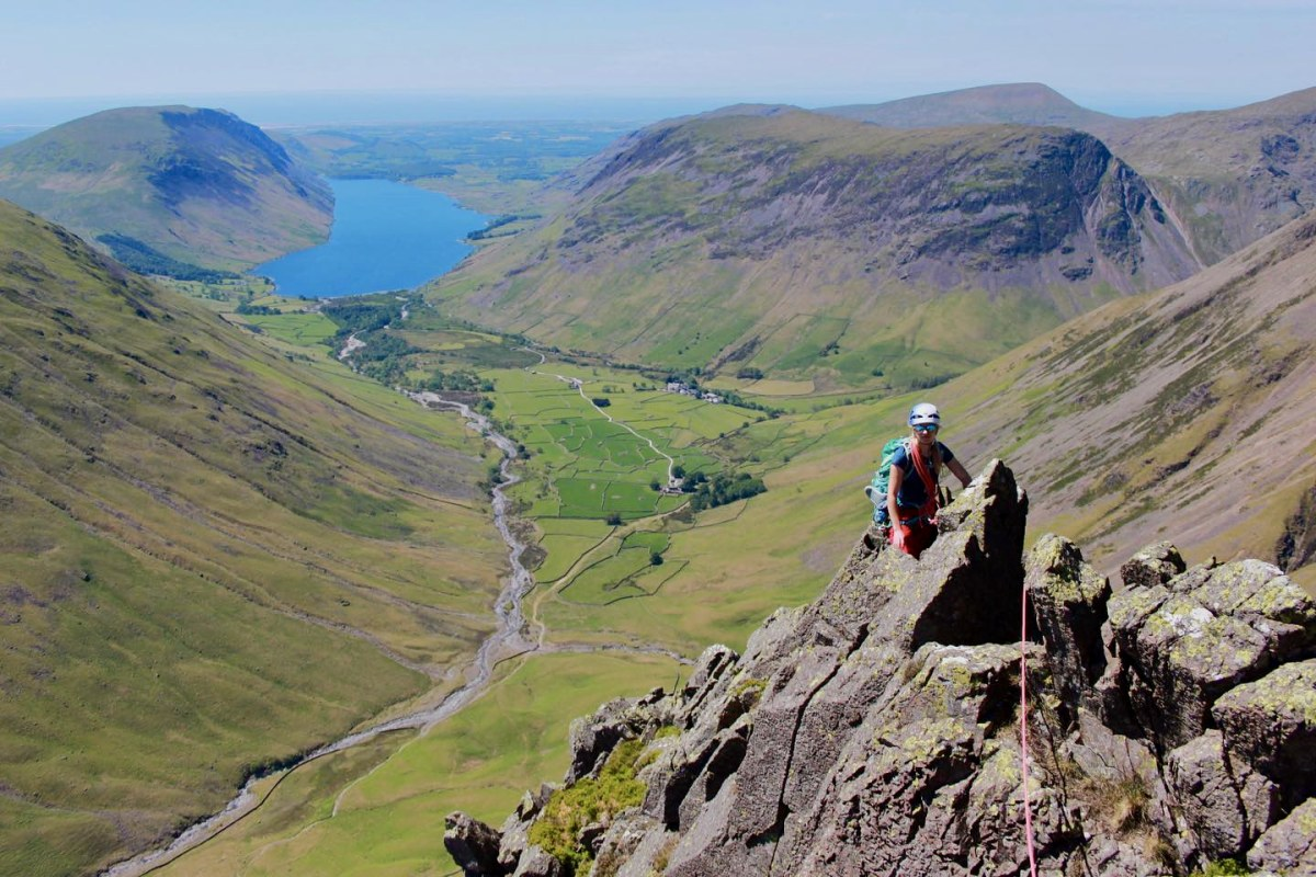 lake district mountaineering