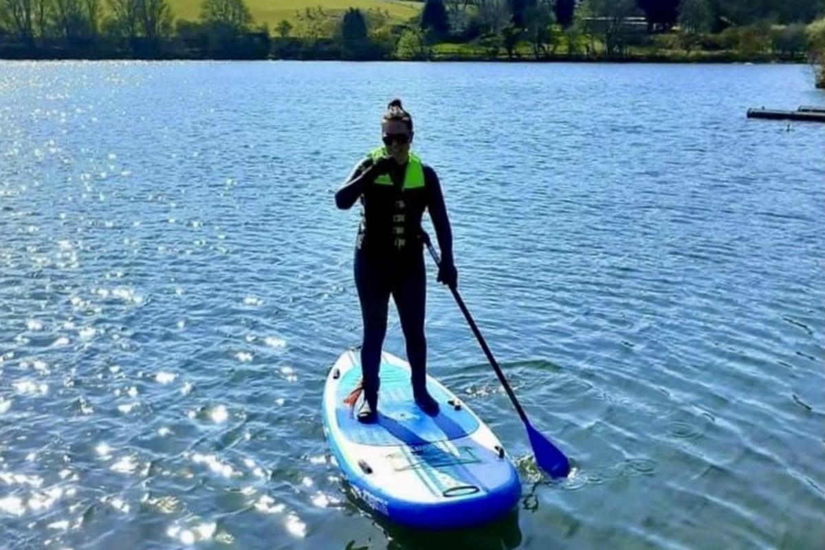 Book paddleboarding with Paddleboard Fife in Edinburgh