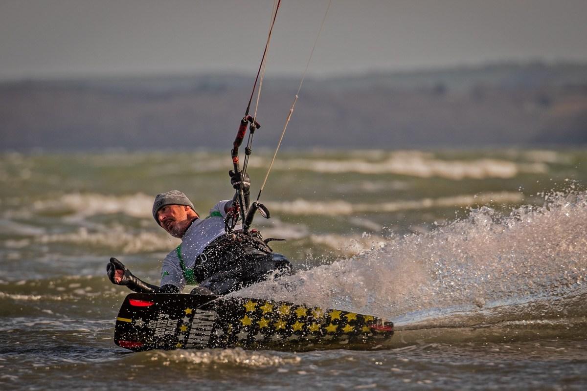 nomadic kitesurf calshot