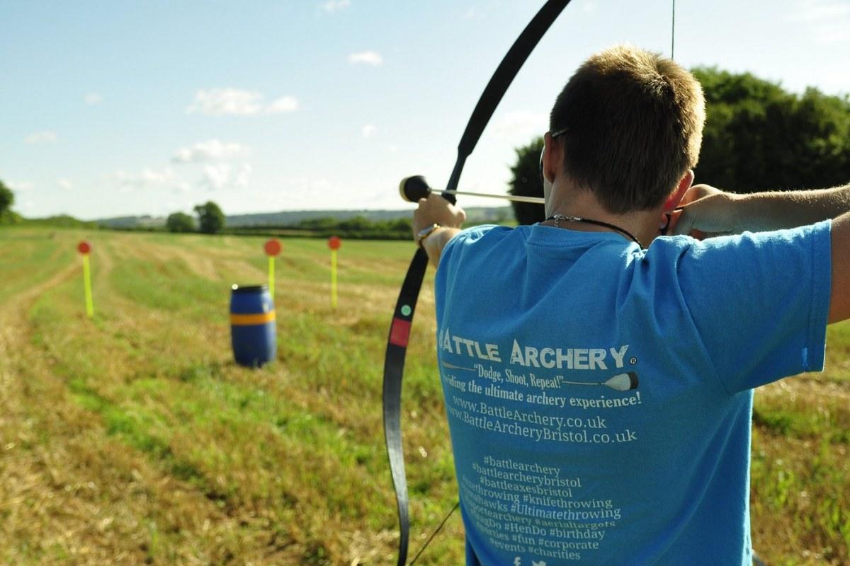 battle archery bristol