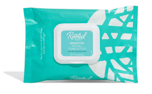 Sensitive Facial Towelettes Product Image