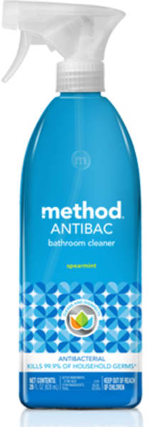Method All Purpose Antibac Wildflower - Method bathroom cleaner ingredients