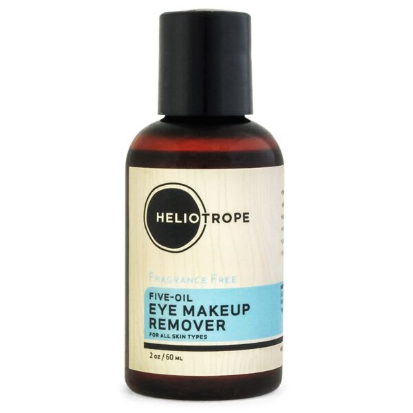 Heliotrope Five Oil Eye Makeup Remover
