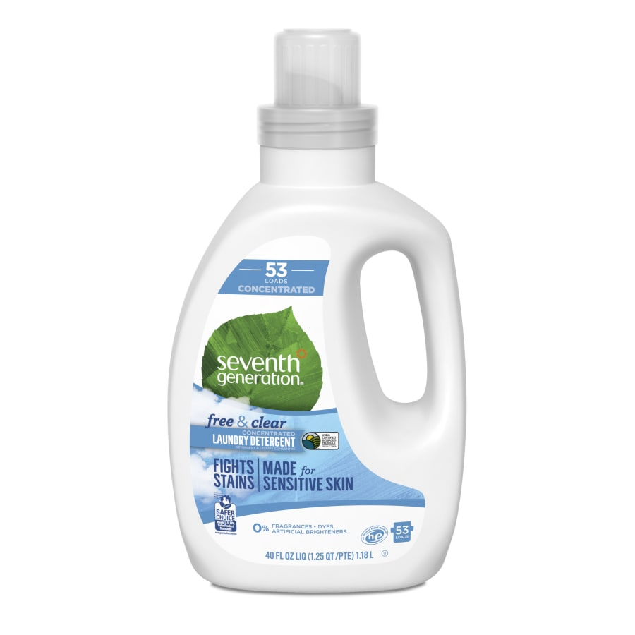 Concentrated Laundry Detergent, 53 Loads