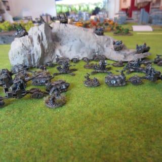 EpiComp 2012 Best Battleforce (Pictured: Artillery - Ulric)