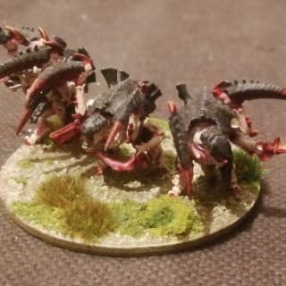 EpiComp 2020 Best Single Model (Pictured: Carnifexes - Glyn)