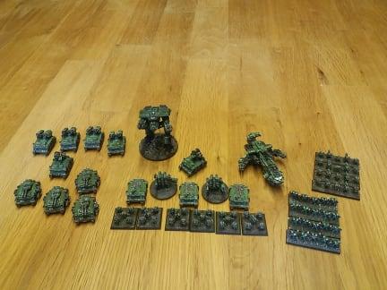 Space Marine Battleforce - Ruther