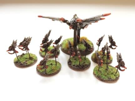 Harridian and Gargoyles - Elrik