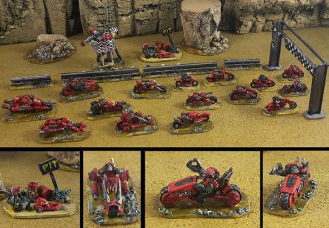 Morkira Speed Mob - Lextar