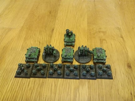 Tactical Company - Ruther