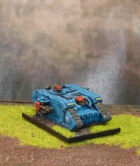 Land Raider - Largo_W