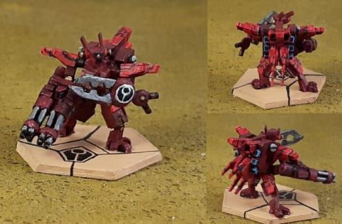 Commander Tung - Lextar