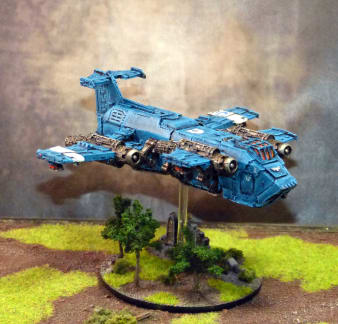 Thunderhawk Transporter - Largo_W