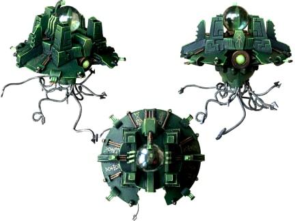 Aeonic Orb - Warmaster Nice