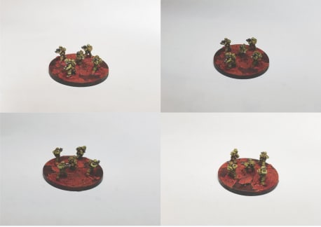 Standard Forces on a Red Planet - Orkrush