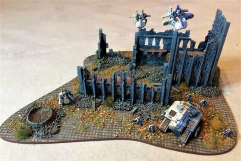 Clearing the Ruins - General_Mayhem