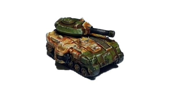 Scorpion Tank - Apocolocyntosis