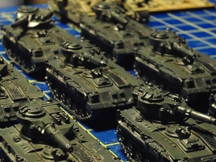 Grey Tanks - junkstar
