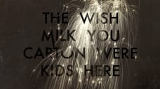 "The Milk Carton Kids - ""Wish You Were Here"""