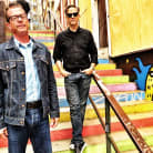 "Calexico Debut ""Falling From The Sky"" At Stereogum"