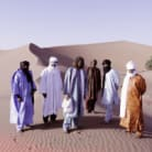Tinariwen Press Photo (2016) By Marie Planeille