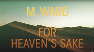 """""""For Heaven's Sake"""""""