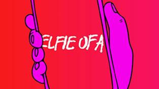 """Selfie of a Man"""