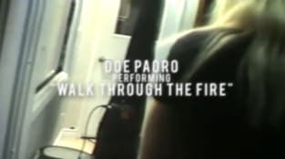 """""""Walk Through The Fire"""" (Live at North Dwarf Records)"""