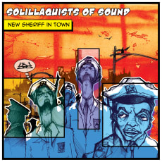 Solillaquists of Sound - New Sheriff In Town (Single)