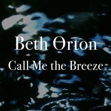 Beth Orton - Call Me the Breeze (Single)
