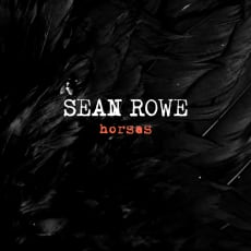 Sean Rowe - Horses (Single)