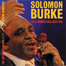 Solomon Burke - Live at North Sea Jazz Festival