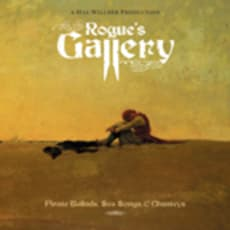 Various Artists: ROGUE'S GALLERY - Pirate Ballads, Sea Songs and Chanteys