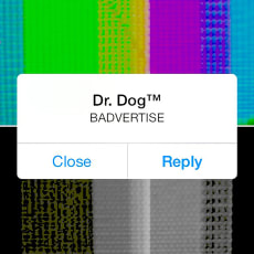 Dr. Dog - Badvertise