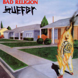 Bad Religion - Suffer (Re-Issue)