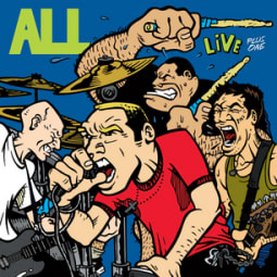 ALL - Live + One