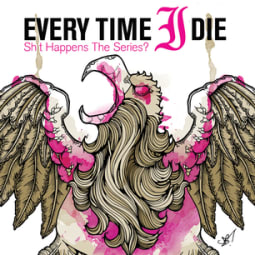 Every Time I Die - Shit Happens: The Series? DVD